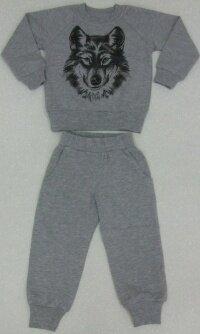 1889 Спорт. костюм Волк (5 шт. в рост.) Интеркидс