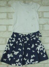 13187 Комплект: футболка, юбка